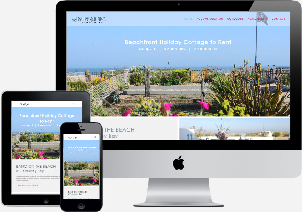 Visit thebeachhive.co.uk