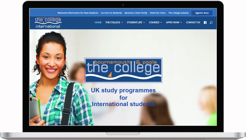The Bournemouth and Poole College International